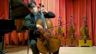 Wolfgang Schnabl cello, Bubenreuth 2007