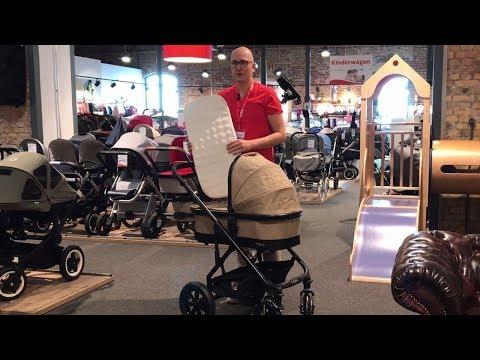 Kinderwagen Moon Nuova im Test