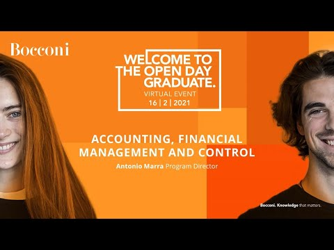 Accounting, Financial Management and Control - YouTube