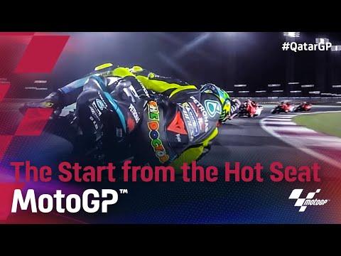 MotoGP 2021 第1戦カタールGP 決勝レースのオンボード映像