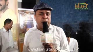 Thambi Ramaiah at Un Samayal Arayil Movie First Look Launch