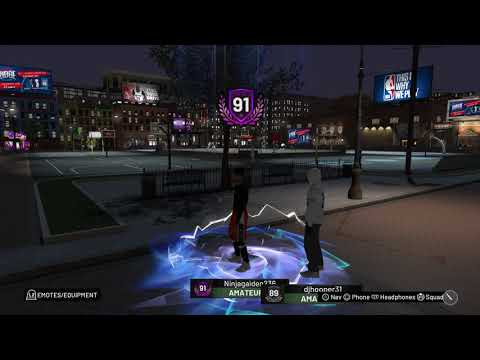 6'6 Speedboosting Playmaking Sharpshooter 95 Overall