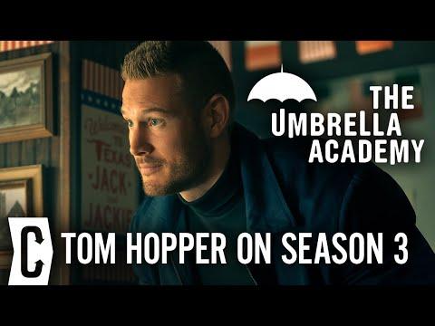 The Umbrella Academy: Tom Hopper Teases Season 3's Wow Factor