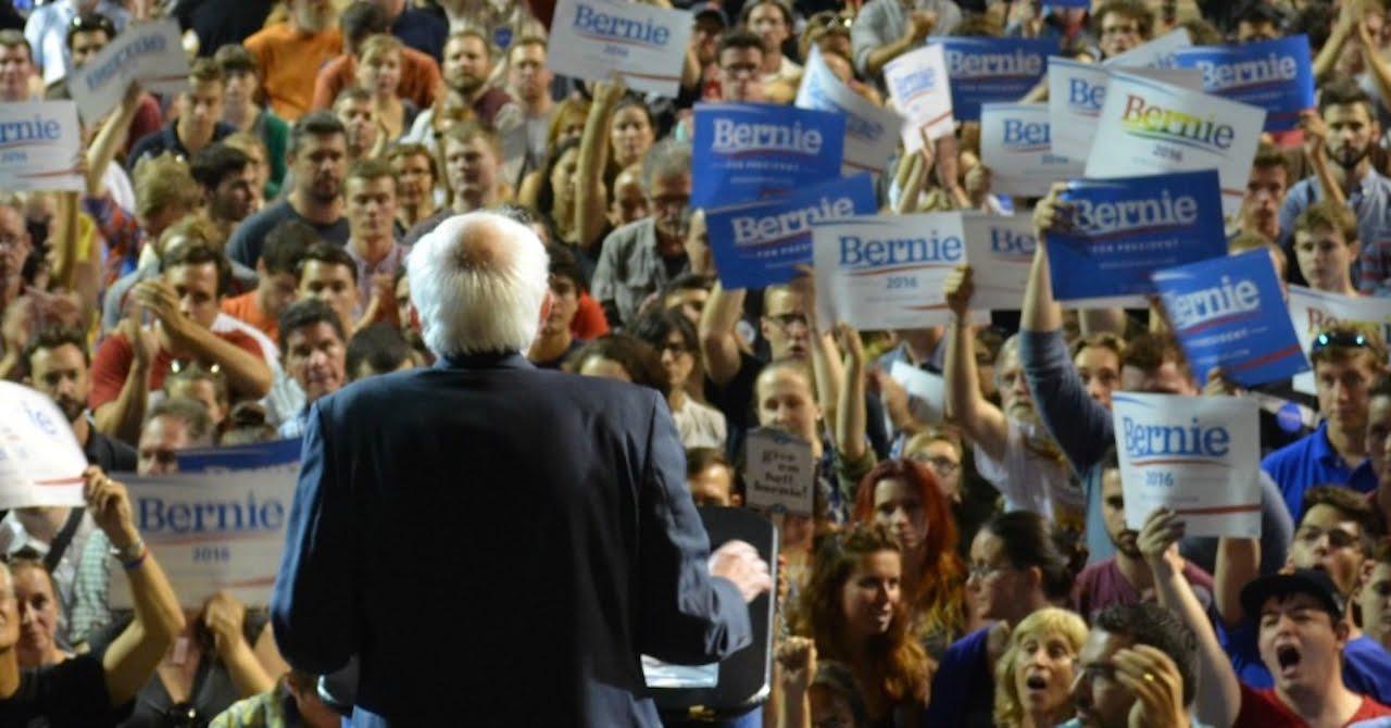 Bernie Sanders Unveils Racial Justice Platform thumbnail