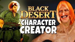 Black Desert Character Creator - Gändälf & Gägänt