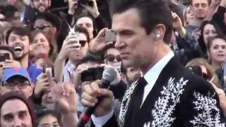 "Chris Isaak ""Don't Leave Me on My Own"" Hardly Strictly Bluegrass 2016"