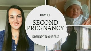 Second Pregnancy: How It Is Different from The First One!