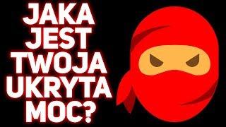 Jaka jest Twoja UKRYTA MOC!? | TEST OSOBOWOŚCI