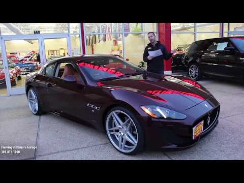2014 Maserati GranTurismo for Sale - CC-1043797