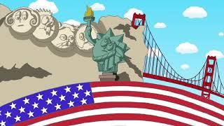Американские смешарики короткий прикол