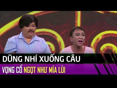 Hoài Linh, Phi Nhung, Dũng Nhí xuống câu vọng cổ cực ngọt   Tài Tử Tranh Tài Tập 6