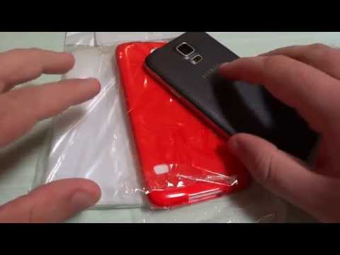 Foto Recensione Cover Ultra Slim TPU Samsung Galaxy S5