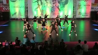 SCANDAL - Taneční skupina One crew Chodov, Mistrovství ČR - CZECH DANCE TOUR