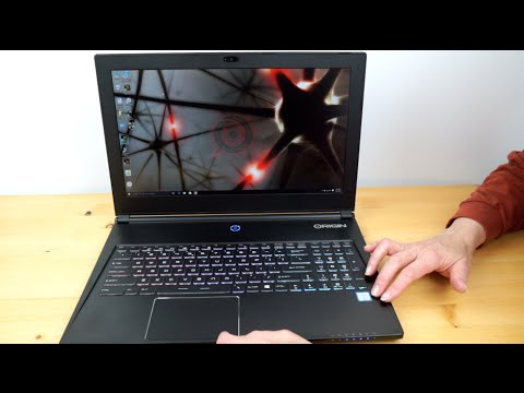Origin PC EVO 15-S Slim Gaming Laptop Review