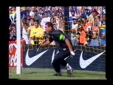 Goles del Campeón Invicto Apertura 1998
