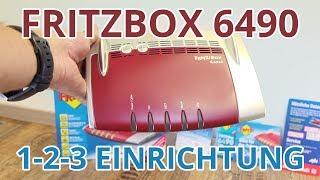 Fritzbox 6490 Cable einrichten - Anleitung für Konfiguration
