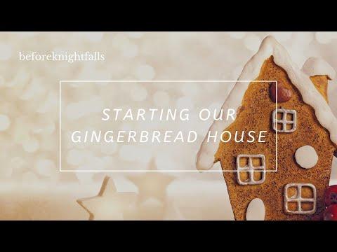 ASMR Boyfriend: Starting Our Gingerbread House