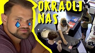 OKRADLI NAS! - analiza nagrania ze sklepu