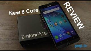Asus Zenfone Max ZC550KL (2016) Octa core Full Review in 4 minutes
