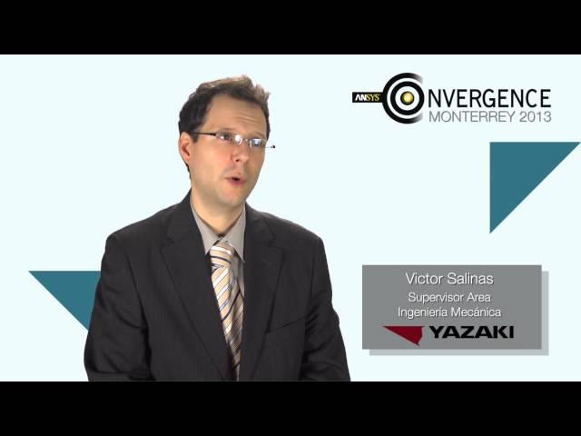 Eficiencia traducida en reducción de costos y fallas de productos - Simulación en YAZAKI