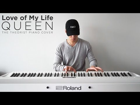 Queen — Love Of My Life — The Theorist Piano Cover