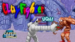 ClayFighter 4 Ever