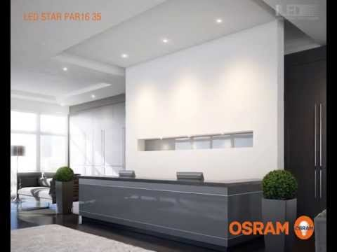 Osram LED star PAR16 35
