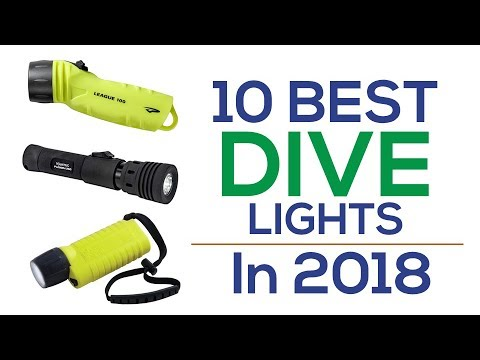 10 Best Dive Lights In 2018