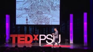 A parkour state of mind: Matthew D. Lamb at TEDxPSU