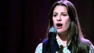 Take a Bow   Lea Michele   Glee S01E02