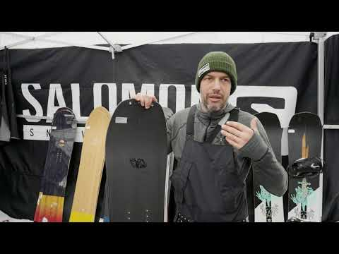 Salomon Splitboard Line 2018/19