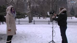 RAYLAB FREEZ II - тест комплекта импульсного света на выездной фотосъемке