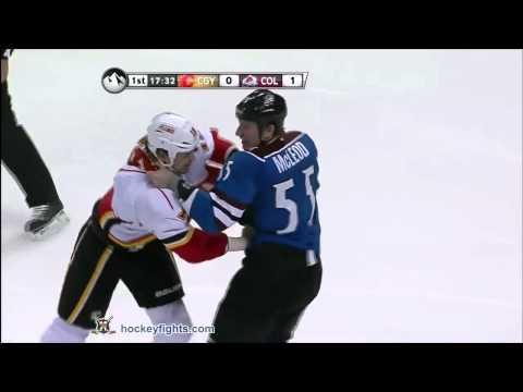 Tim Jackman vs Cody McLeod