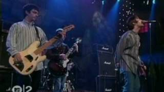 Oasis   Supersonic ( Live MTV 1994)