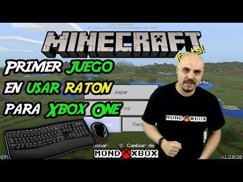 Minecraft BETA, El primer juego que usa ratón y teclado para Xbox One| Mondoxbox