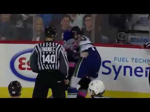 Hunter Campbell vs. Connor Horning