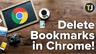 How to Delete All Bookmarks from Google Chrome!