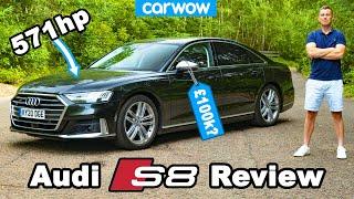 Audi S8 (D5) 2019 - dabar