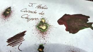 J  Herbin Caroube De Chypre