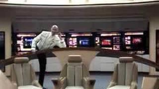 Звездный путь - Star Trek, Два капитана