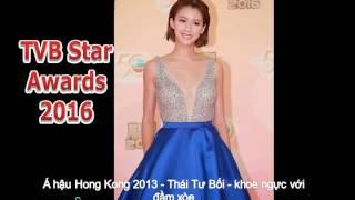 Hậu trường TVB: Dàn sao dự lễ trao giải TVB Star Awards 2016 tại Hong Kong