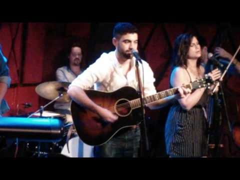 Danny Greenberg and the American Redstart at Rockwood Music Hall in NYC, July 2016.