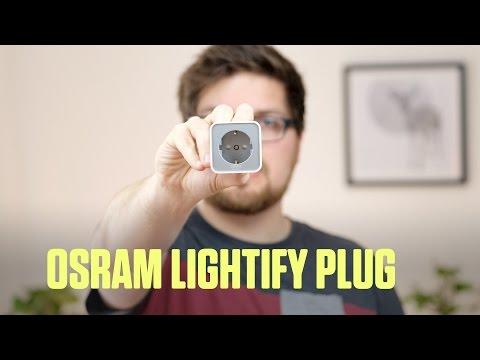 Osram Lightify Plug im Test (mit Philips Hue)