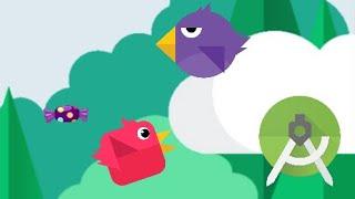 Android Studio  Make 2D Games tutorial