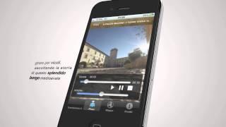 """iTrevi """"Audioguida & Non Solo"""" applicazione per iPhone - iPad!!"""