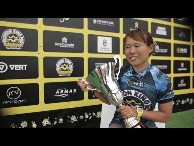 Sari Ohhara alcanza el título del circuito APB World Tour