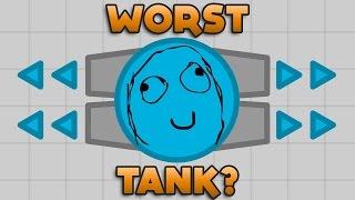 IS BATTLESHIP THE WORST TANK! BATTLESHIP GAMEPLAY + REVENGE! (Diep.io FFA Gameplay)