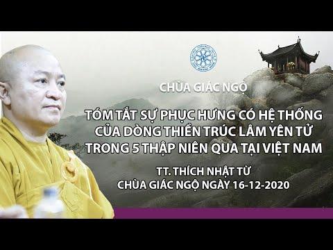 Sự phục hưng của dòng thiền Trúc Lâm Yên Tử trong 5 thập niên qua