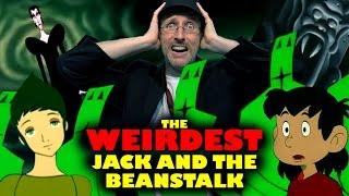 The WEIRDEST Jack and the Beanstalk