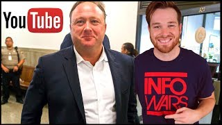 🔥 [My Story] How Alex Jones Helped Me Make Money - Make Money On Youtube Without Making Videos 2019